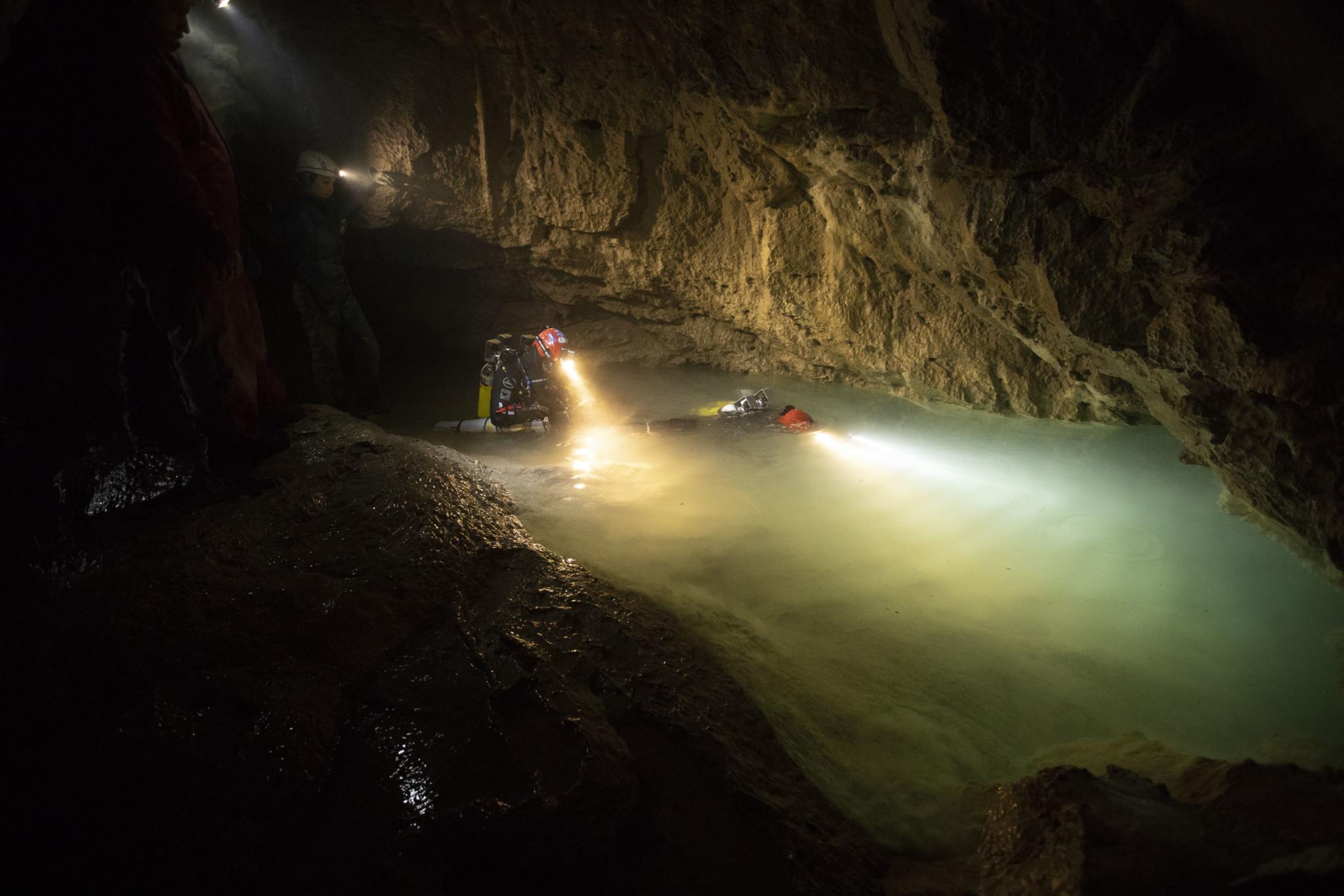 Bergwelten Making-Of: Tiefenrausch in den Dolomiten