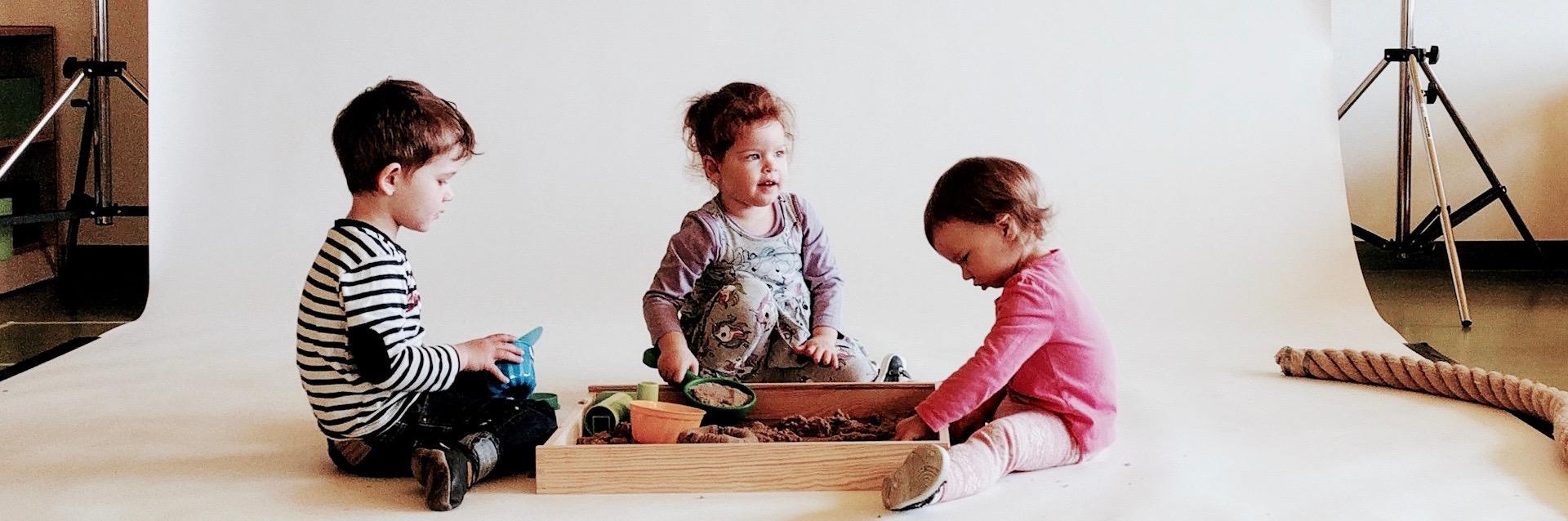 Kein Ponyhof: (Durch)drehen mit Kindern